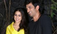 Why are Sara Ali Khan, Sushant Singh Rajput trying to hide from the cameras?