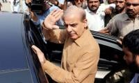 Federal cabinet approves to place Shahbaz Sharif on ECL: sources
