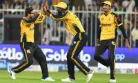 PSL 2019 Match 9: Peshawar Zalmi beat Karachi Kings by 44 runs