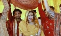 Supermodel Iman Ali is married now!
