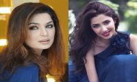 Despite differences, Mahira Khan in awe of Meera in 'Parey Hut Love'
