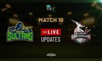 PSL 4 Match 10: Lahore Qalander's de Villiers, Wiese rout Multan Sultans by 6 wickets