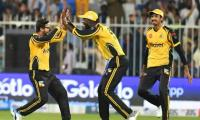 PSL Highlights 2019 Match 9: Peshawar Zalmi vs Karachi Kings: Zalmi beat Kings by 44 runs