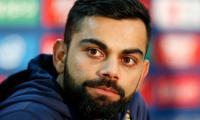 Virat Kohli breaks silence over India's decision on World Cup battle against Pak