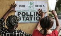 Nigerians elect next president