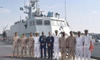 Pakistan Navy, UAE Navy conduct bilateral exercise Nasl Al Bahr
