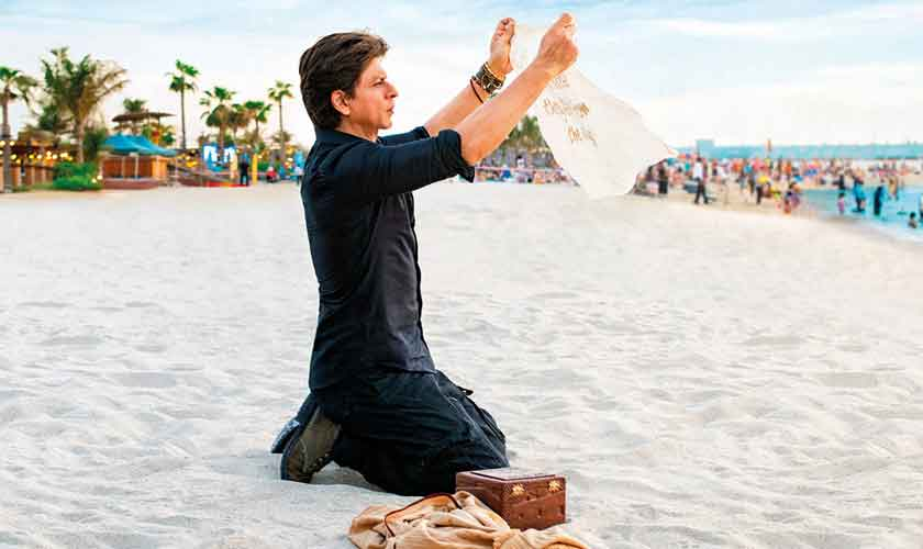 Shah Rukh Khan kicks off 'Be My Guest' sequel to promote ...