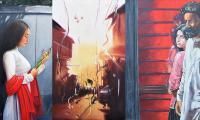 Karachi's women artists explore conscience through their art