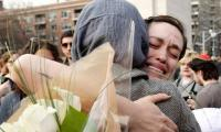 I´ll walk with you´: New Zealand mosque massacre prompts flood of support