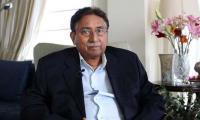 Pervez Musharraf hospitalized