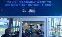 New Zealand's Dunedin airport closed after 'suspicious package' found