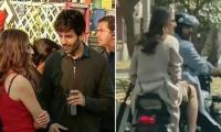 Sara Ali Khan attacked by trolls as she enjoys bike ride with Kartik Aryan