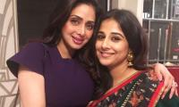 Vidya Balan elated to  star in Sridevi's biopic