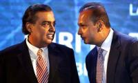 Mukesh Ambani saves brother Anil from jail by paying Ericsson dues