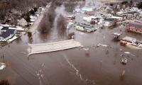 Flood wreaks havoc in Nebraska