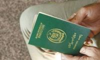 Amnesty approved for government officers who obtained passports in private capacity