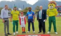 South Africa bowl in T20 against Sri Lanka