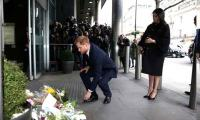 Prince Harry, Meghan pay respects for victims of NZ mosques shooting