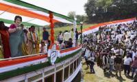 India scion Priyanka Gandhi lambasts Modi on home turf