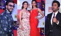 Ranveer's 'Padmaavat' and Ranbir's 'Sanju' win awards