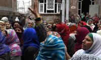 Anger sweeps Indian held Kashmir as teacher dies in custody