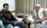 Salman Khan finally gets time to respond Narendra Modi on poll tweet
