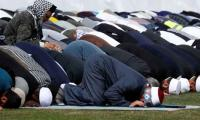 New Zealand echoes with <i>Azaan</i> as Muslims perform Friday prayer