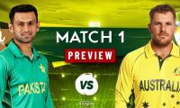 Pakistan vs Australia, 1st ODI: Match Preview