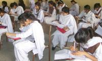 Matric exams postponed in Sindh
