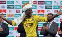 Darren Sammy extends Pakistan Day greetings