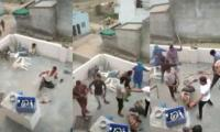 WATCH: Muslim family in India attacked by violent mob, beaten with sticks