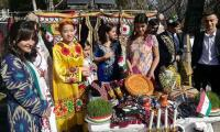 Pakistani students add colours to Nowruz Day's festivities in China
