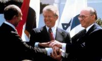 The Egypt, Israel peace treaty sealed 40 years ago