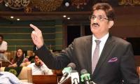 CM Murad questions NAB's questioning in Rawalpindi