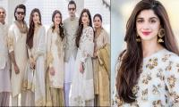 Urwa Hocane, Mawra look ethereal as brother ties the knot