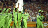 Imran Khan-led Pakistan team won cricket World Cup on this day in 1992