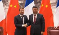 Macron, Xi call for increased EU-China cooperation