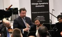 Chicago Symphony musicians perform for free as strike lingers