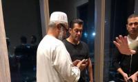 Video: Salman Khan performs first Umrah as he visited Saudi Arabia?