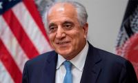 US envoy Zalmay Khalilzad heads back to region