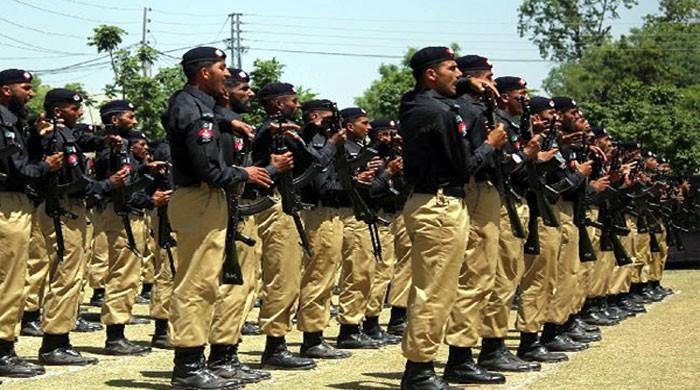 Sindh police issues list of 1428 successful candidates for