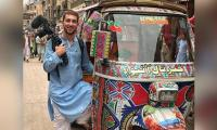 Drew Binsky in Pakistan - The travel blogger taking the world by storm