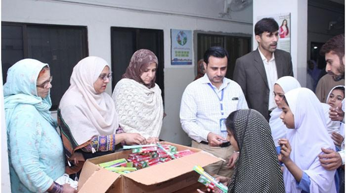 Celebration of Oral Health Week at Baqai University