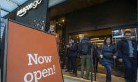 Bezos upbeat on Amazon Go physical stores