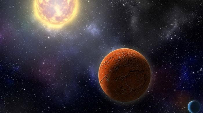 NASA's planet hunter finds Earth sized planet 53 light years away