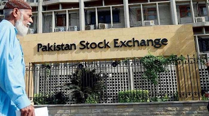 KSE-100 index down by 629 points