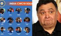 World Cup 2019: Rishi Kapoor has a problem with Indian players sporting beards