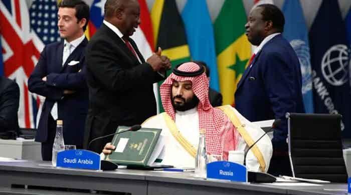 Saudi Arabia to host G20 leaders' summit in 2020: SPA