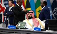 Saudi Arabia to host G20 leaders' summit in 2020: SPA
