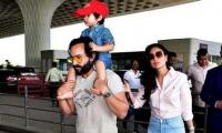 'Please Don't Stalk Taimur': Saif Ali Khan warns paparazzi